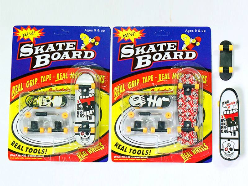 Finger Skate Boarding Finger skateboard Educational Sport Toys No.TA109584