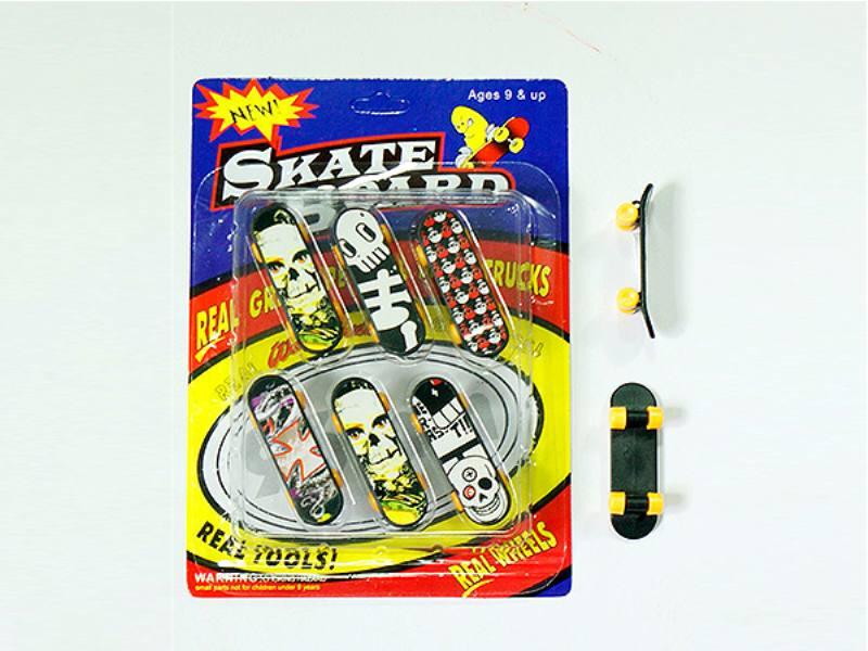 Finger Skate Boarding Finger skateboard Educational Sport Toys No.TA109586