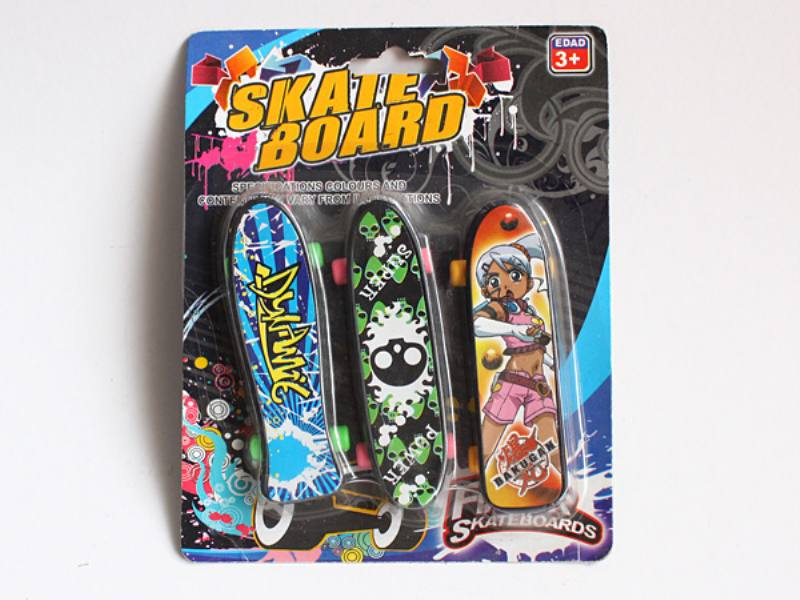 Finger Skate Boarding Finger skateboard Educational Sport Toys No.TA125388