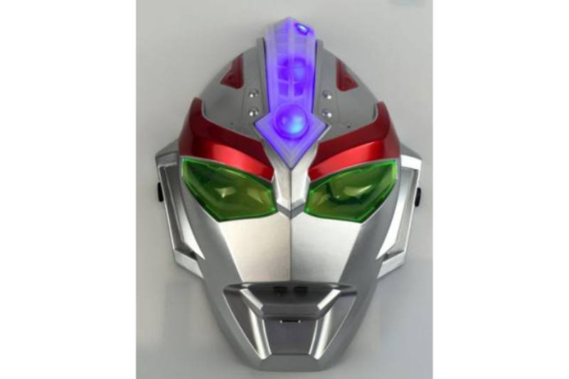 Mask Toys Ultraman Galaxy sound and light mask No.TA243025