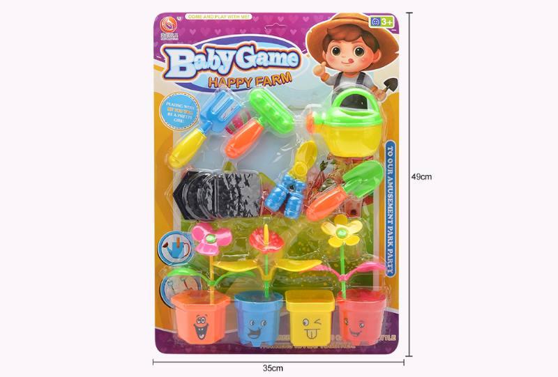 Novelty toys, flower toys No.TA253873