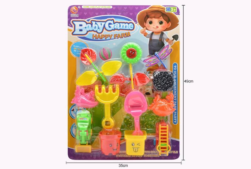 Novelty toys, flower toys No.TA253875