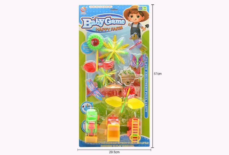 Novelty toys, flower toys No.TA253877