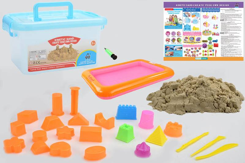 Educational creative DIY toy space sand set toys No.TA254436
