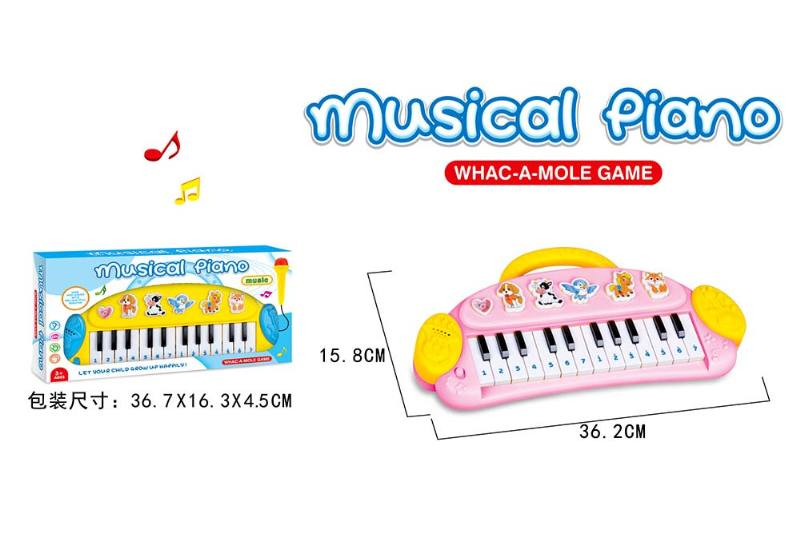 Music musical toy playing hamster animal piano No.TA245088