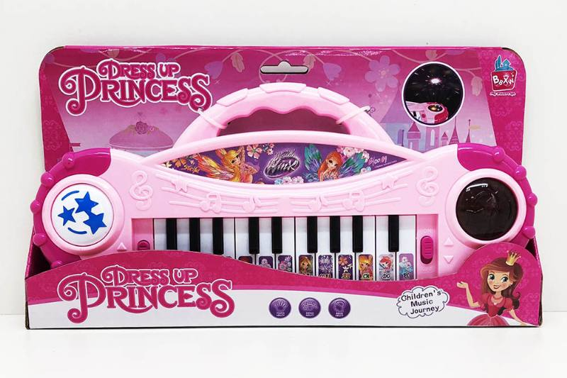 Girl keyboard No.TA249550