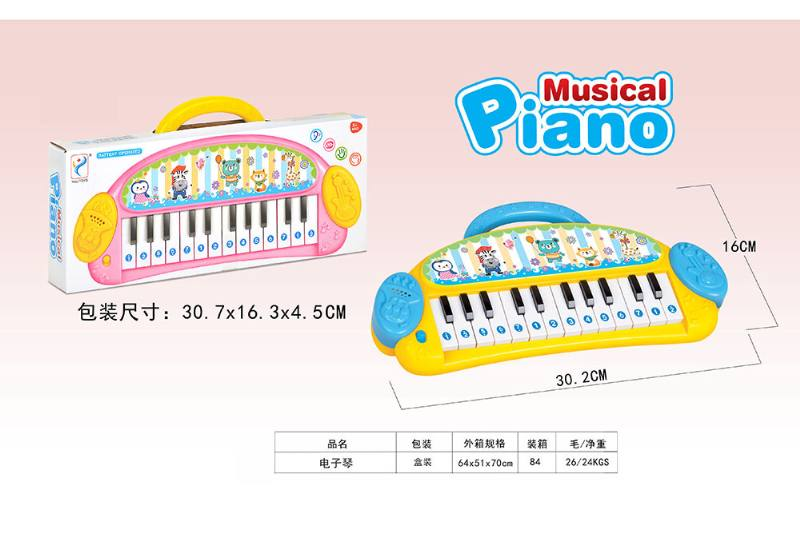 Keyboard Multi-function music piano Portable keyboard (export) No.TA253075