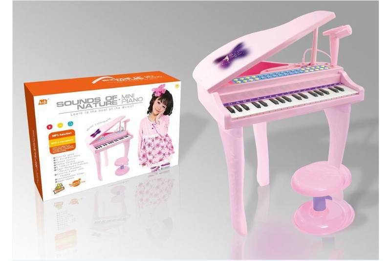 Musical instrument toy piano No.TA254543