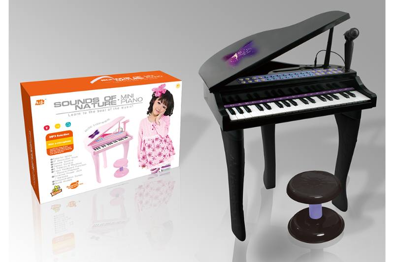 Musical instrument toy piano No.TA254544