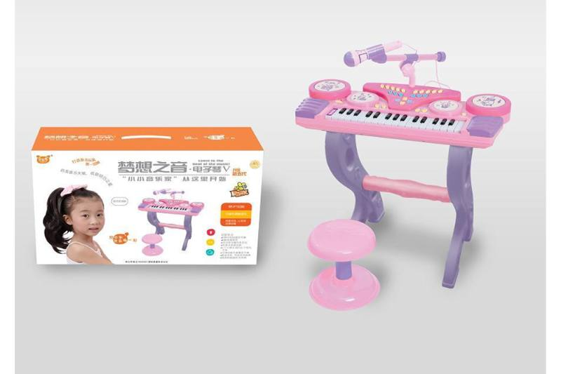 Musical instrument, toy electronic organ No.TA254550