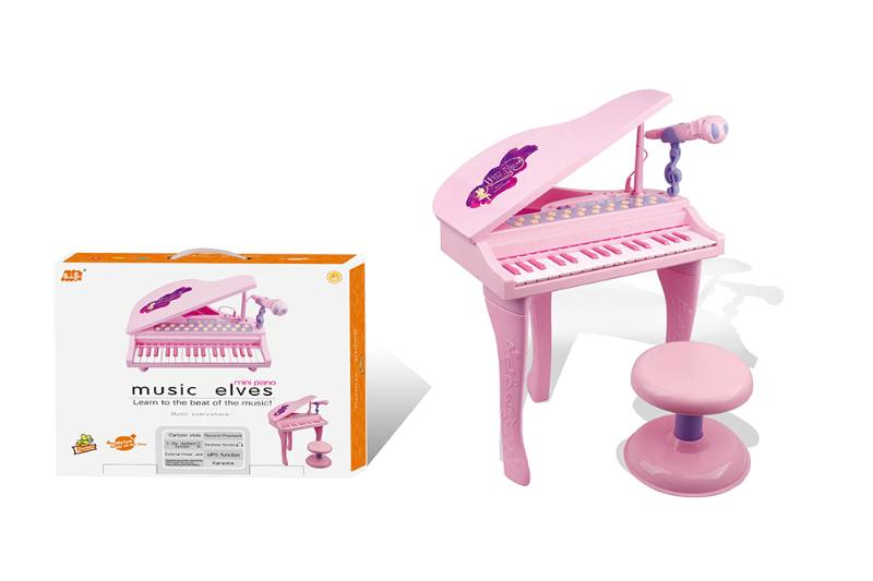 Musical instrument, toy electronic organ No.TA254555