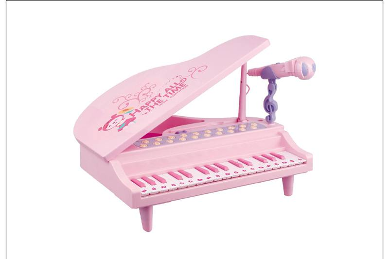 Musical instrument, toy electronic organ No.TA254558