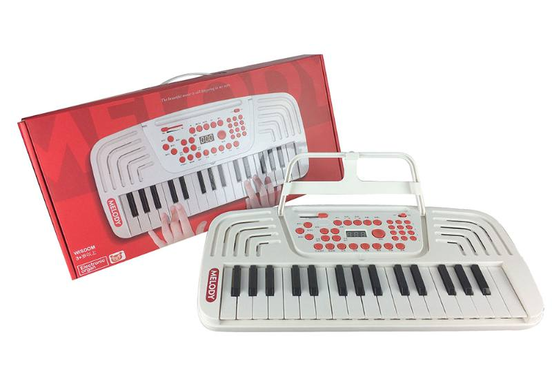 Musical instrument, toy electronic organ No.TA254567