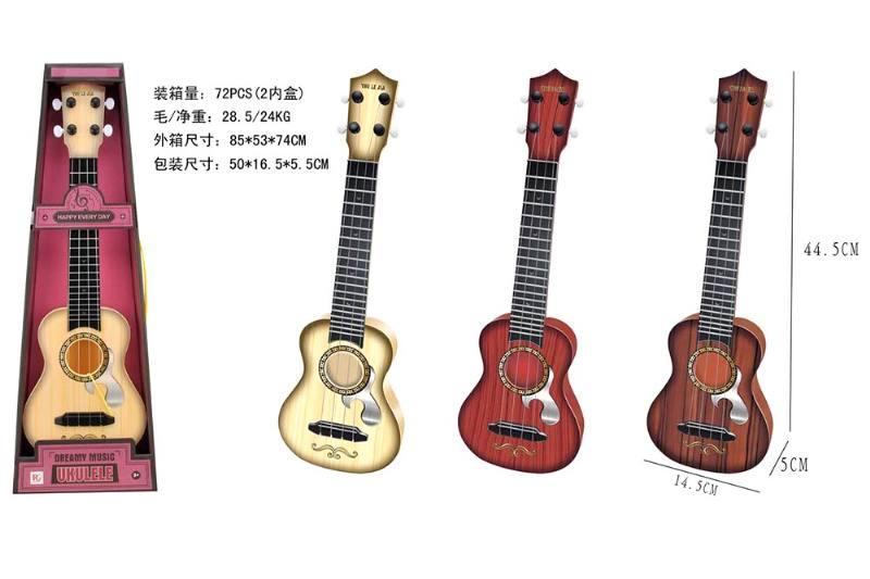 Musical Instrument Toys Medium Guitar (English Packaging) No.TA247186