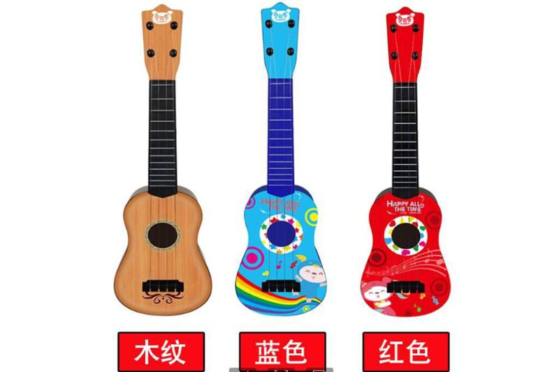 Music toy, early education, educational toy, fun, small guitar No.TA254563