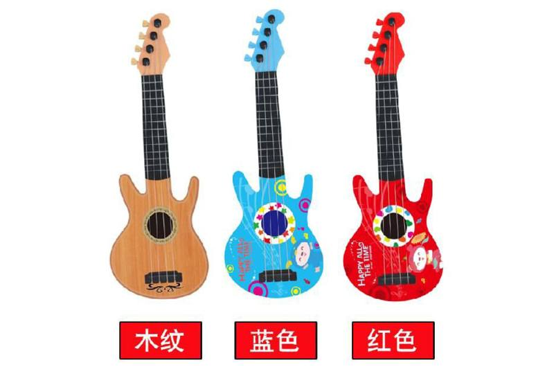 Music toy, early education, educational toy, fun, small guitar No.TA254564