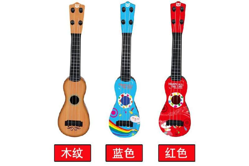 Music toy, early education, educational toy, childish play, small guitar No.TA254565