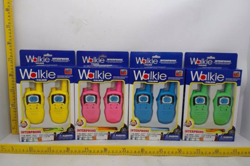 Multi function toy Walkie matching with ropes No.TA251155