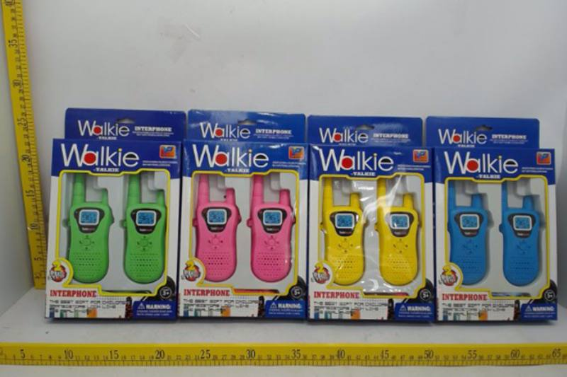 Multi function toy Walkie matching with ropes No.TA251156