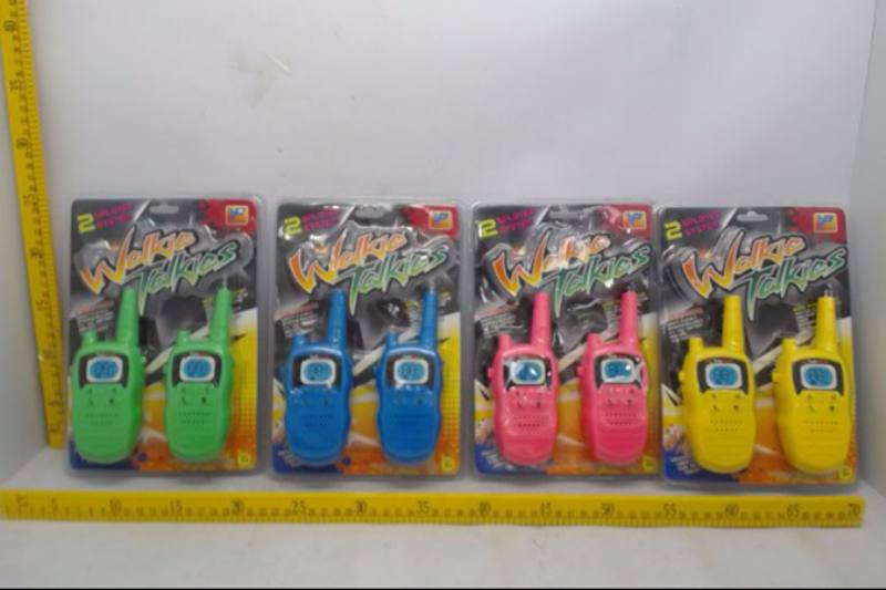 Multifunction toy walkie talkie No.TA251161