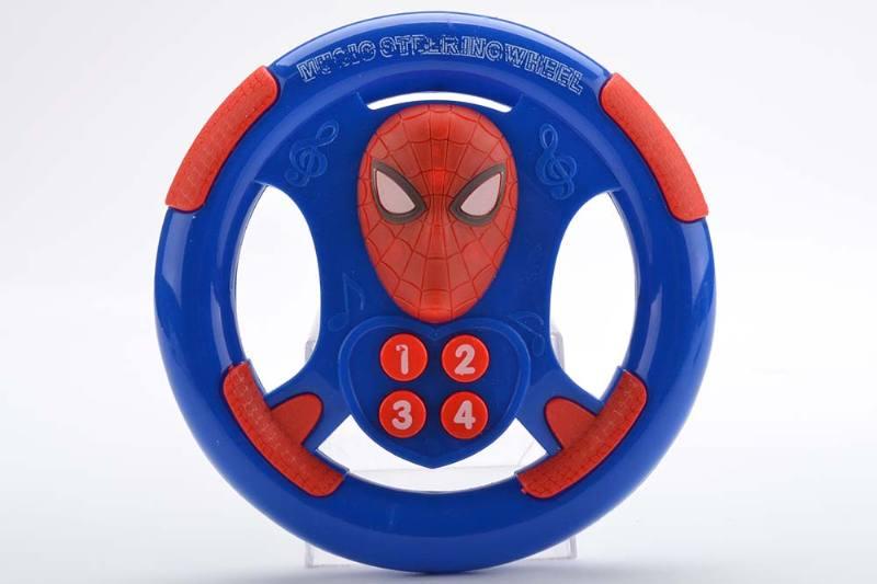 Music steering wheel toy spider steering wheel No.TA238937