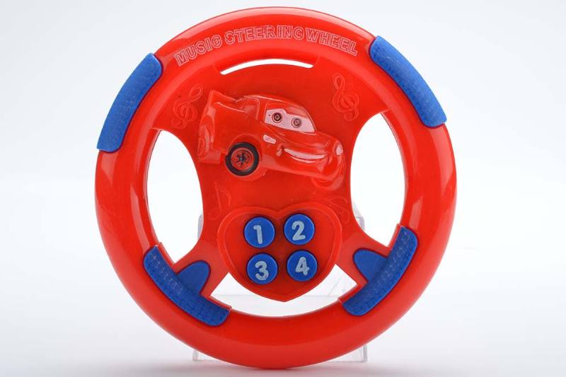 Music steering wheel toy car steering wheel No.TA238938
