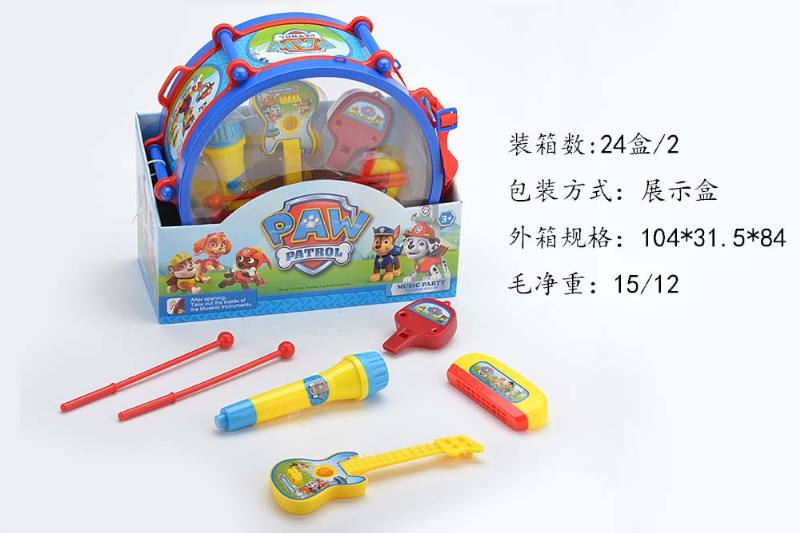 Musical instrument toys No.TA248035
