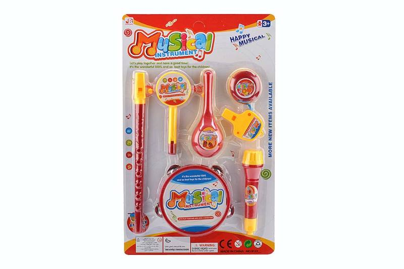 Musical instrument toy musical instrument assembling No.TA233919