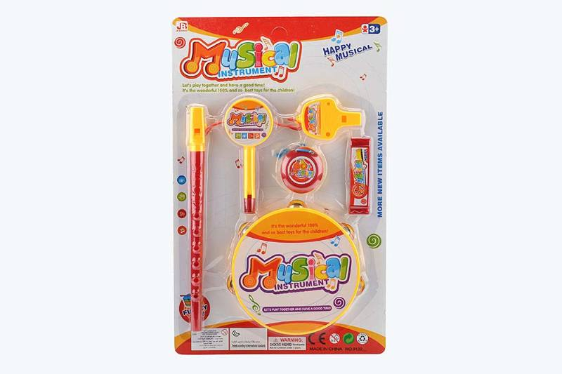 Musical instrument toy musical instrument assembling No.TA233921