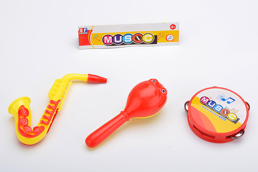 Musical instrument toy musical instrument assembling No.TA239952