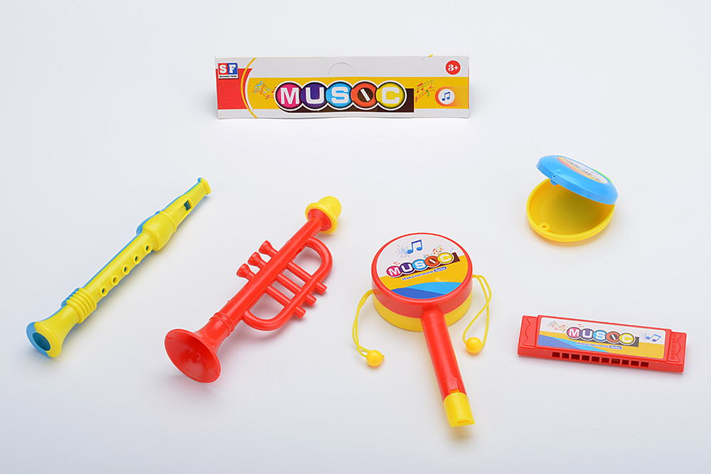Musical instrument toy musical instrument assembling No.TA239953