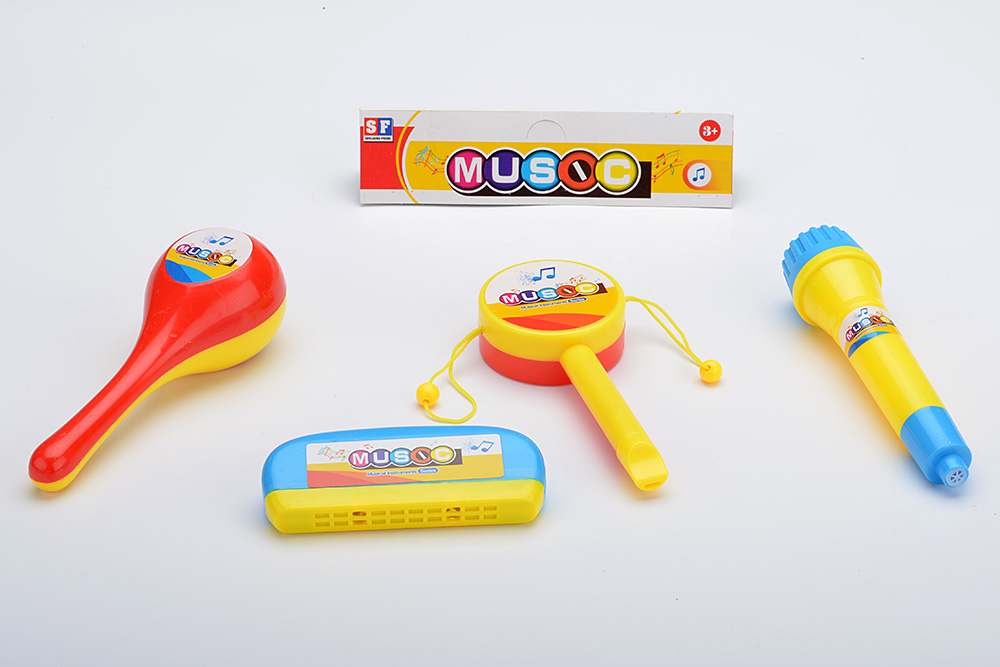 Musical instrument toy musical instrument assembling No.TA239954