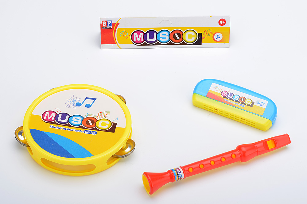 Musical instrument toy musical instrument assembling No.TA239955