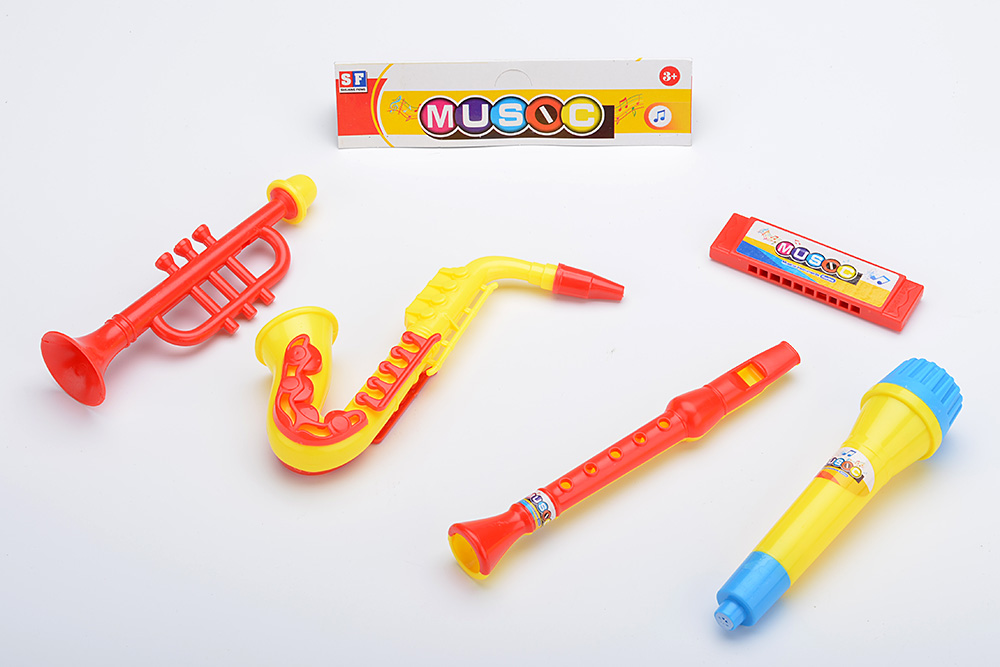 Musical instrument toy musical instrument assembling No.TA239956