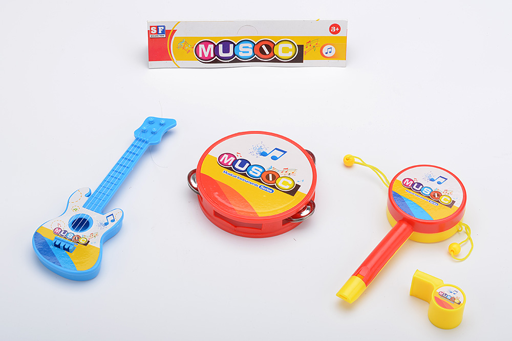 Musical instrument toy musical instrument assembling No.TA239958