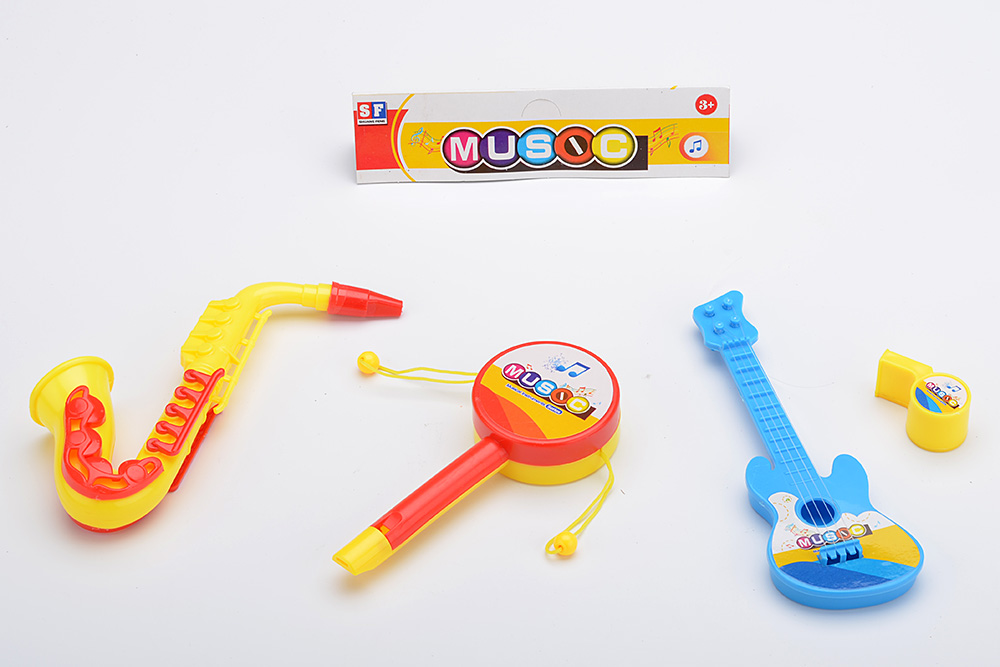 Musical instrument toy musical instrument assembling No.TA239959