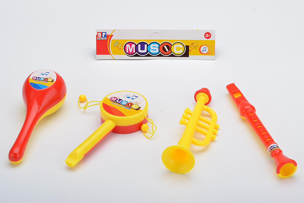 Musical instrument toy musical instrument assembling No.TA239960
