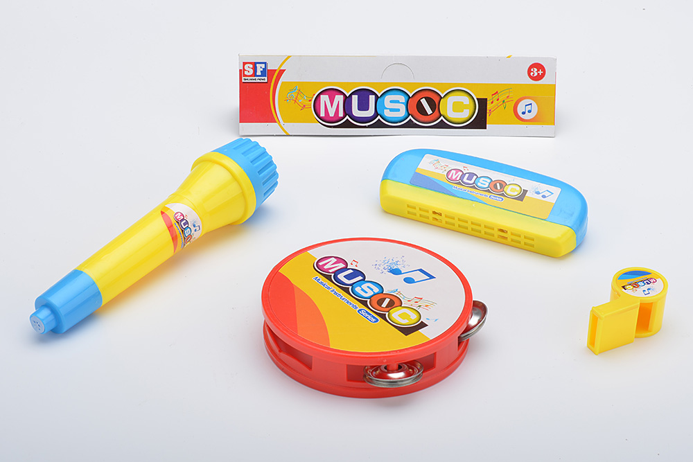 Musical instrument toy musical instrument assembling No.TA239962