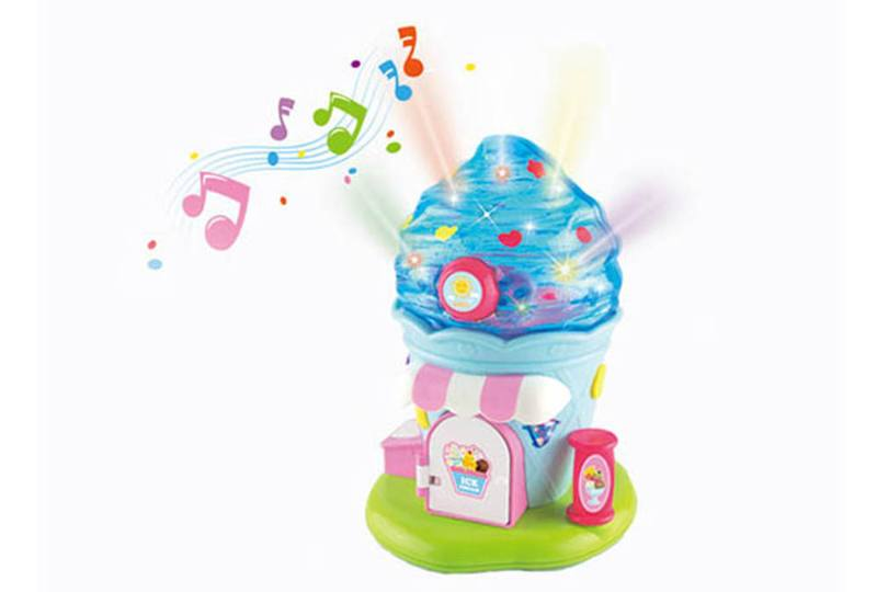 Light, voice, music, ice cream house No.TA254491